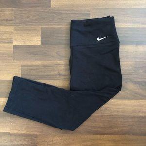 Nike Dri Fit Leggings Size XS. Black pants